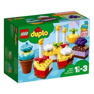 LEGO Duplo Első ünneplésem 10862