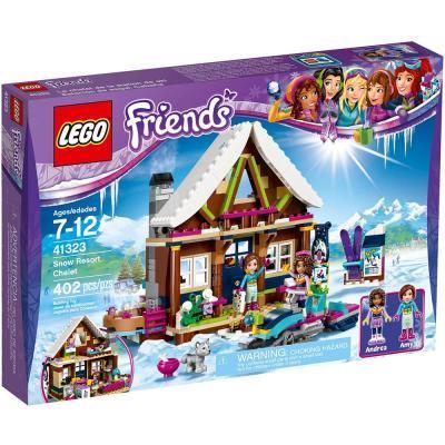LEGO Friends Faház a havas üdülőhelyen