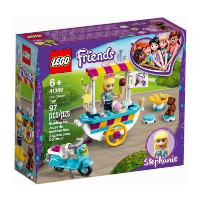 LEGO Friends Fagyis tricikli 41389