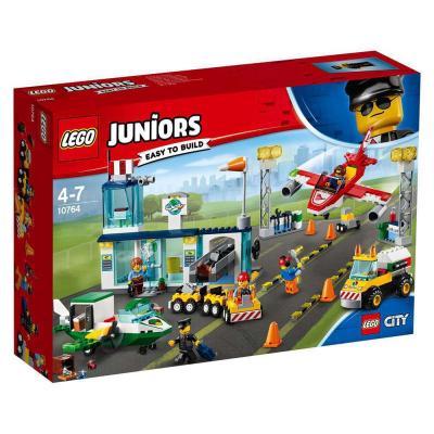 LEGO Juniors City Központi Repülőtér 10764