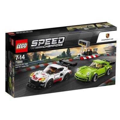 LEGO Speed Champions Porsche 911 RSR és 911 Turbo 3.0