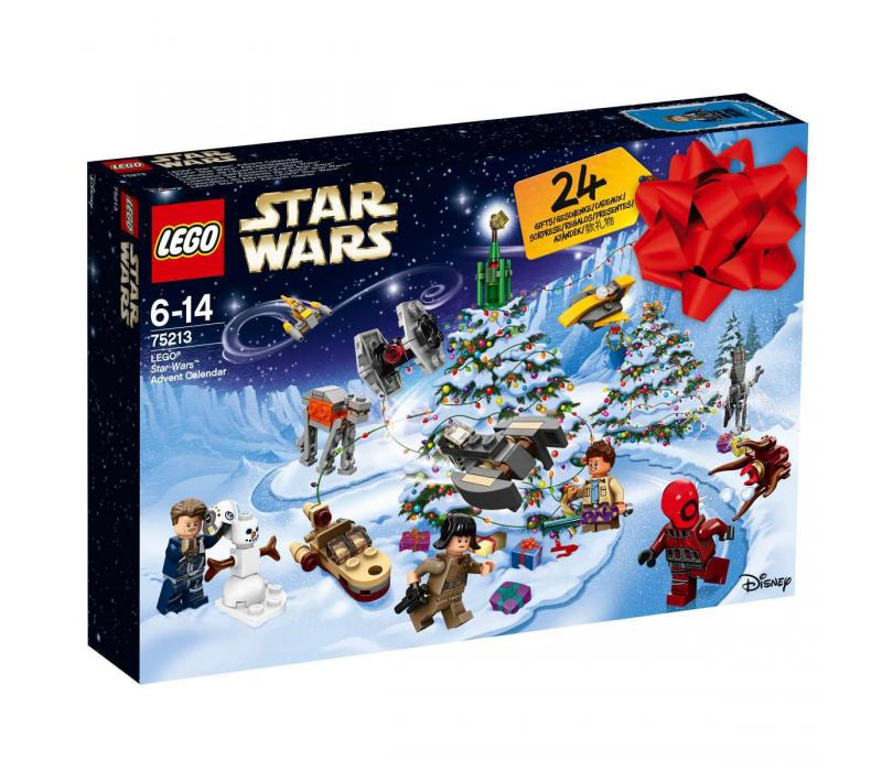 LEGO Star Wars adventi naptár 75213