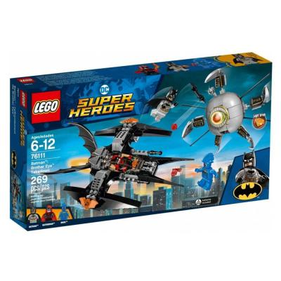LEGO Super Heroes Batman Brother Eye Támadás 76111
