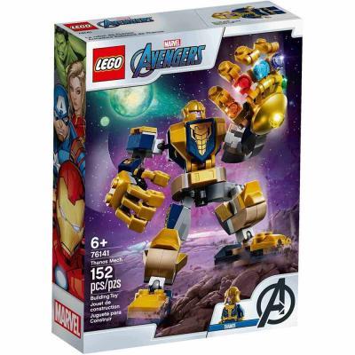 LEGO Super Heroes Thanos robot 76141