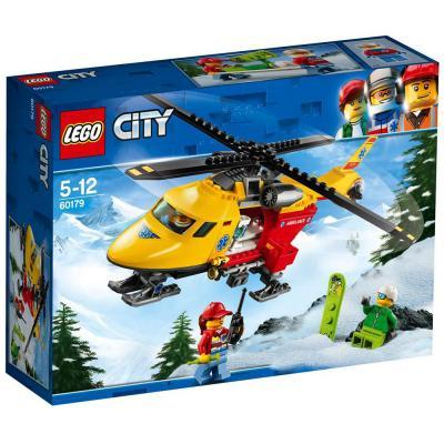 Lego City Mentőhelikopter 60179
