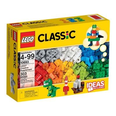 Lego Classic Kreatív kiegészítők 303 alkatrésszel 10693