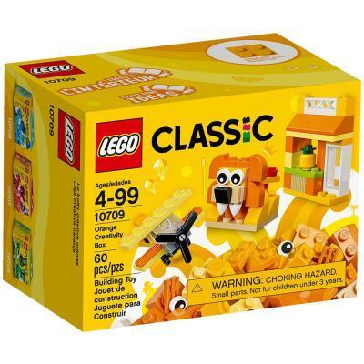 Lego Classic Narancssárga kreatív készlet 10709