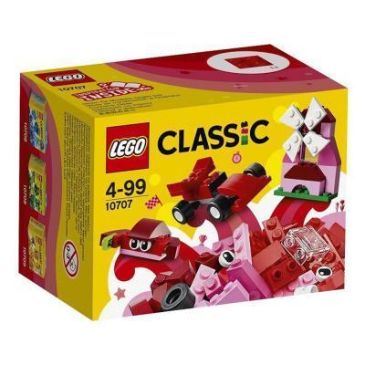 Lego Classic Piros kreatív készlet 10707