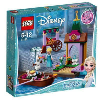 Lego Disney Princess Elsa piaci kalandja 41155