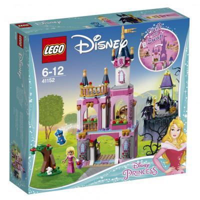 Lego Disney Princess Csipkerózsika mesebeli kastélya 41152