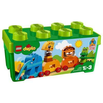 Lego Duplo Első állatos dobozom 10863
