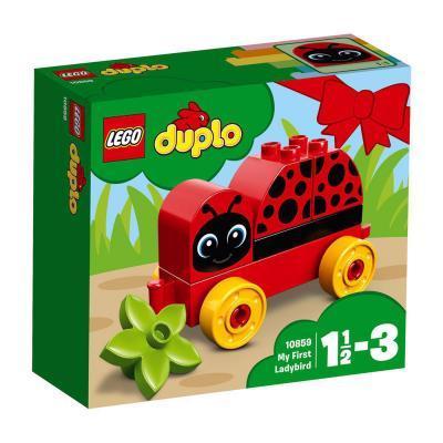 Lego Duplo Első katicabogaram 10859