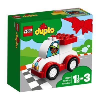 Lego Duplo Első versenyautóm 10860