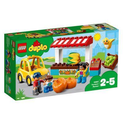 Lego Duplo Farmerek piaca 10867