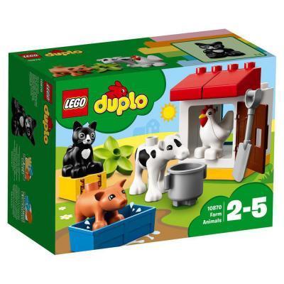 Lego Duplo Háziállatok 10870