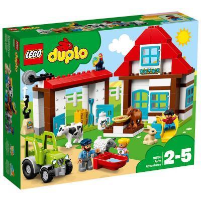 Lego Duplo Kalandok a farmon 10869