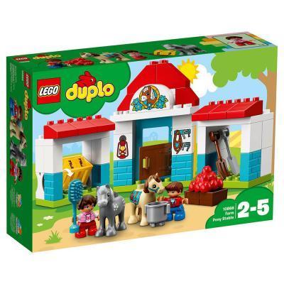 Lego Duplo Póni istálló 10868