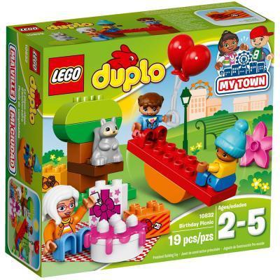 Lego Duplo Születésnapi piknik 10832