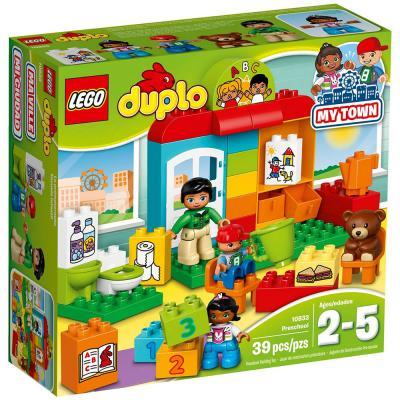 Lego Duplo Óvoda 10833