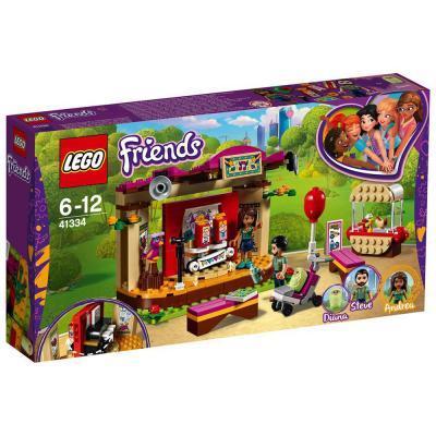 Lego Friends Andrea előadása a parkban 41334