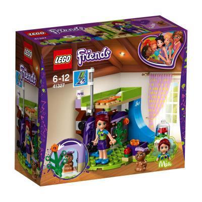 Lego Friends Mia hálószobája 41327