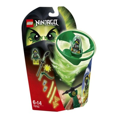 Lego Ninjago Airjitzu Morro Flyer 70743