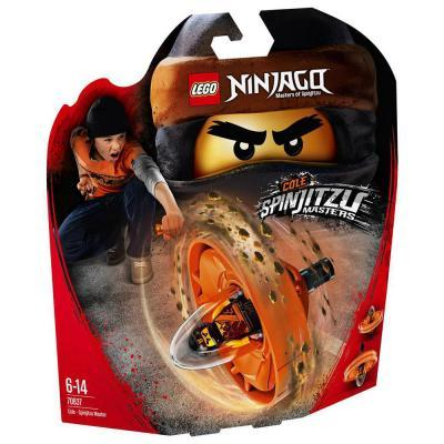 Lego Ninjago Cole - Spinjitzu mester 70637