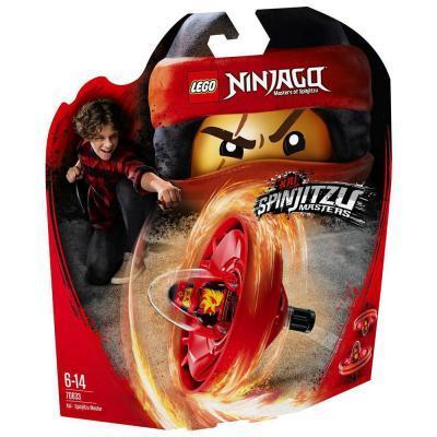 Lego Ninjago Kai - Spinjitzu mester 70633