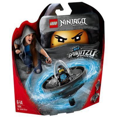Lego Ninjago Nya - Spinjitzu mester 70634