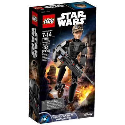 Lego Star Wars Jyn Erso őrmester 75119