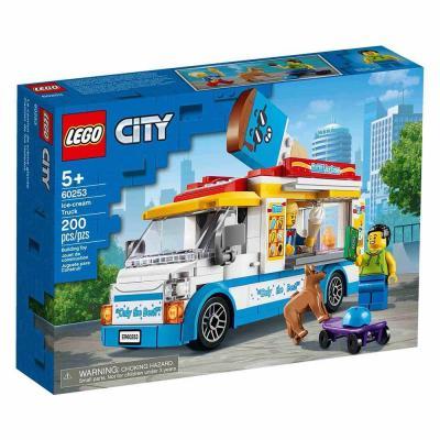 LEGO City Fagylaltos kocsi 60253