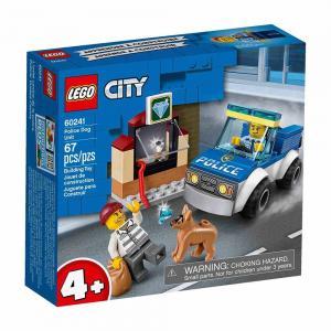 LEGO City Kutyás rendőri egység 60241