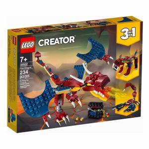 LEGO Creator Tűzsárkány 31102