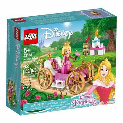 LEGO Disney Csipkerózsika királyi hintója 43173