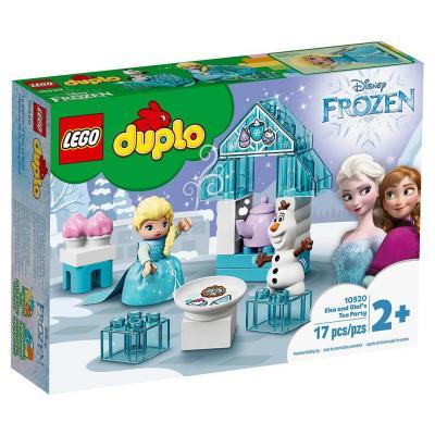 LEGO Duplo Elsa és Olaf teapartija 10920