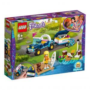 LEGO Friends Stephanie dzsipje 41364
