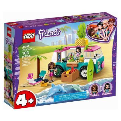 LEGO Friends Tengerparti felfrissülés 41397