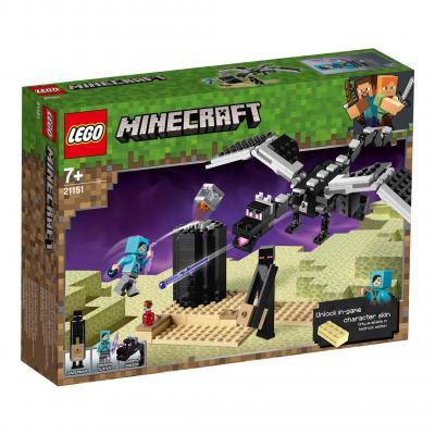 LEGO Minecraft A Vég csata 21151