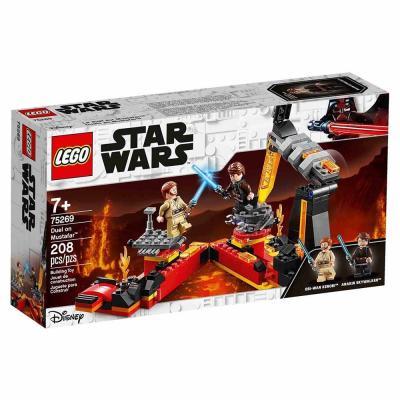 LEGO Star Wars Párbaj a Mustafaron 75269