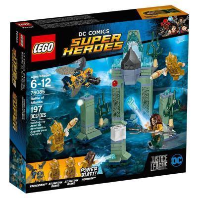 Lego Super Heroes Az atlantiszi csata 76085