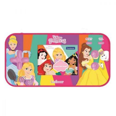 """Kézi játék konzol Princesses Hercegnős 150 játék 2,5"""" kijelzővel"""