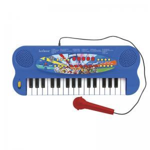 Lexibook Mancs Őrjárat Elektromos zongora mikrofonnal és 32 billentyűvel