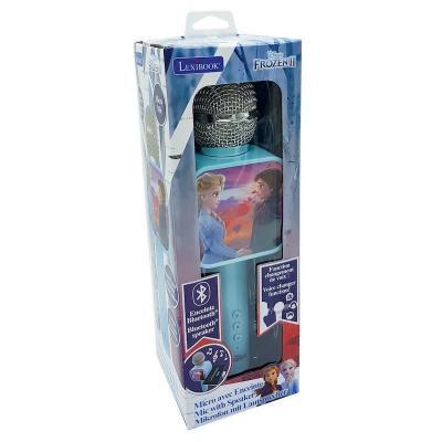 Jégvarázs Vezeték nélküli karaoke mikrofon  beépített Bluetooth® hangszóróval