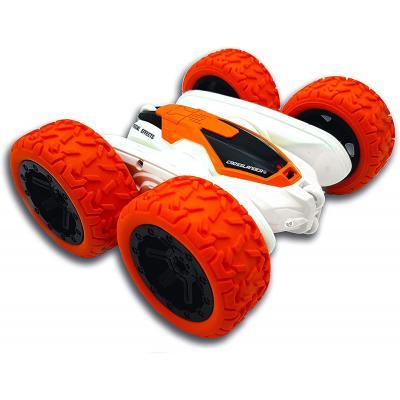 Crosslander RC kaszkadőr autó, csuklóról vezérelhető, világító, akkumulátoros, programozható