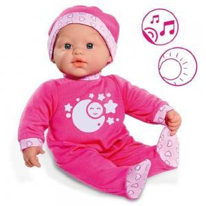 Loko Édes álom világító, zenélő altatóbaba