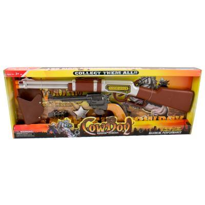 Cowboy fegyver szett