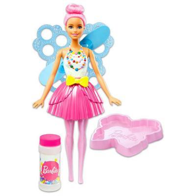 Barbie Dreamtopia buborékfújó tündér