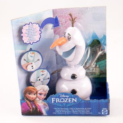 Disney Jégvarázs, Olaf a hóember