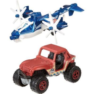 Matchbox Jurassic World járművek DFW16/17