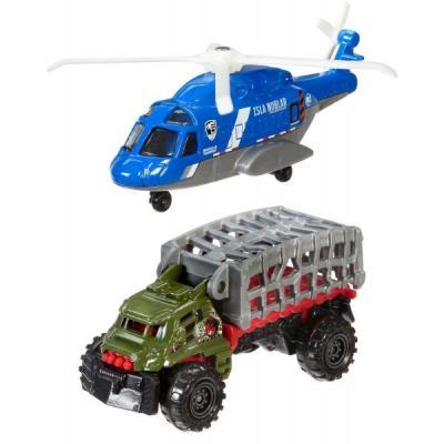 Matchbox Jurassic World járművek DFW16/18